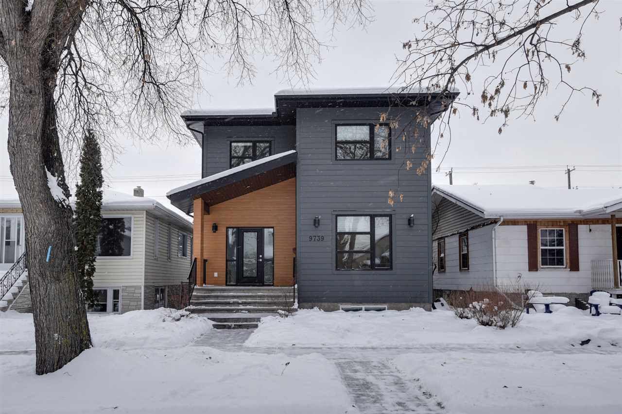 Main Photo: 9739 81 Avenue in Edmonton: Zone 17 House for sale : MLS®# E4137768