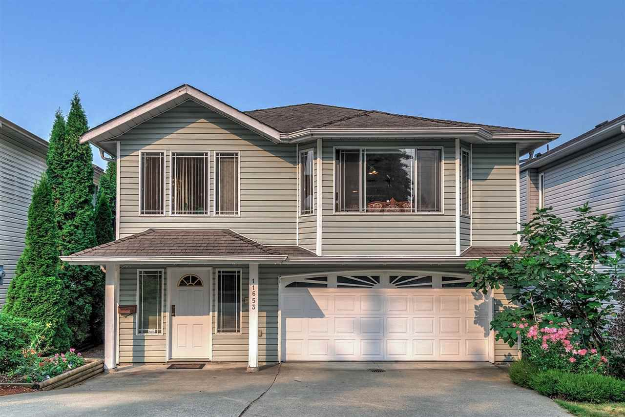 Main Photo: 11653 207 Street in Maple Ridge: Southwest Maple Ridge House for sale : MLS®# R2336583