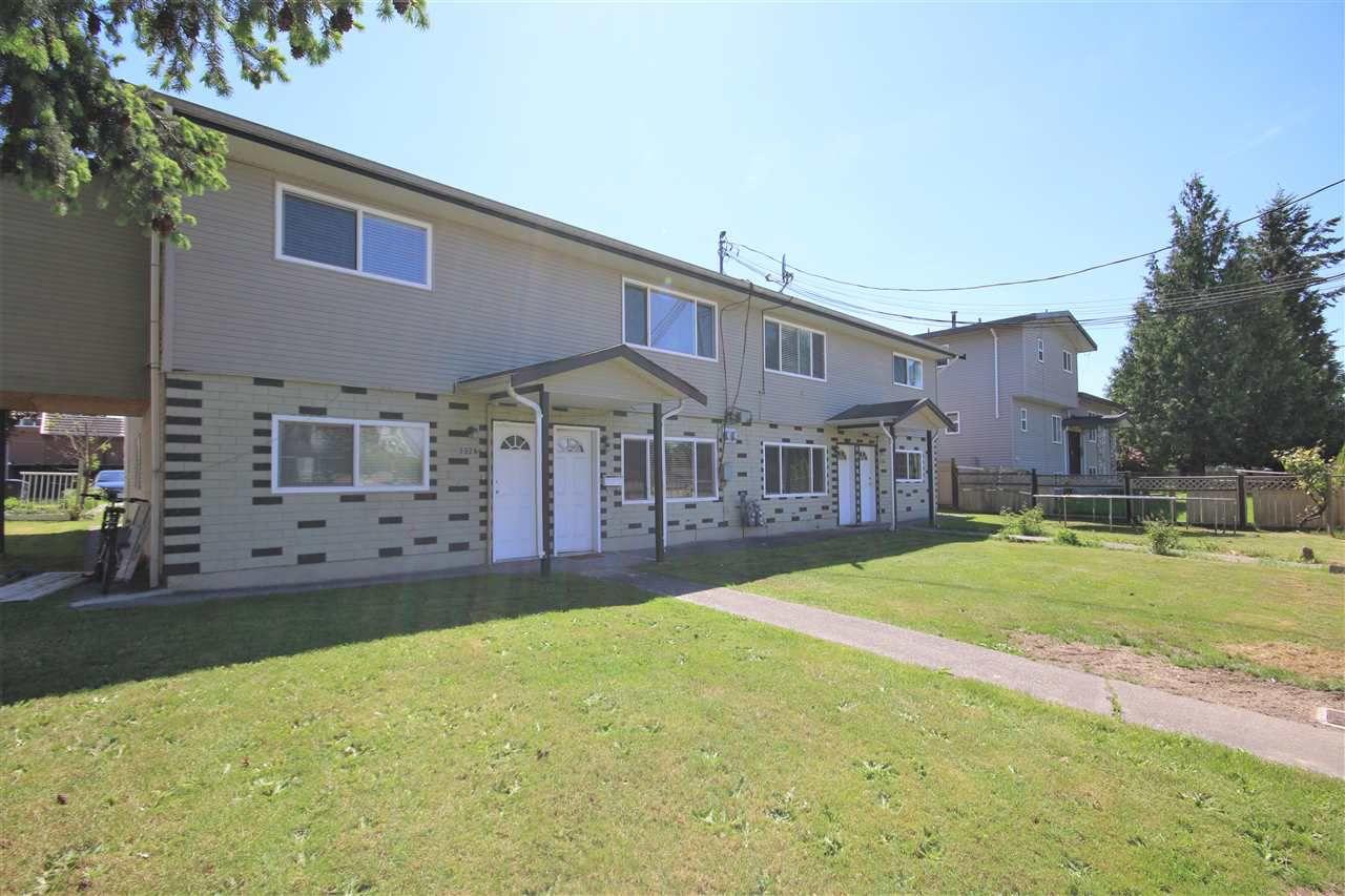 Main Photo: 13262 - 13264 80 Avenue in Surrey: West Newton House Duplex for sale : MLS®# R2372216