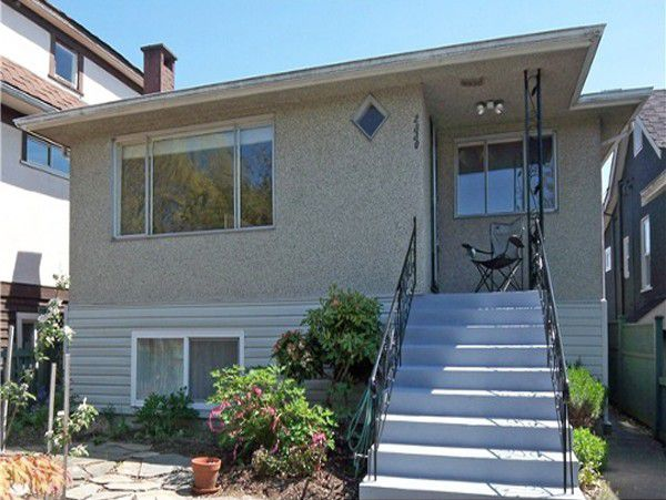Main Photo: 2330 GARDEN Drive in Vancouver: Grandview VE House for sale (Vancouver East)  : MLS®# V890184