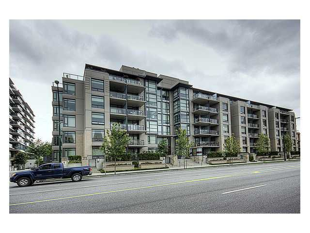 """Main Photo: 215 750 W 12TH Avenue in Vancouver: Fairview VW Condo for sale in """"TAPESTRY"""" (Vancouver West)  : MLS®# V895142"""