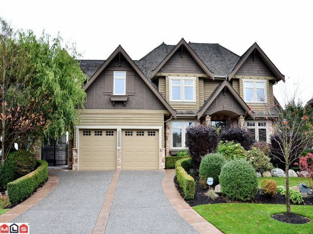 "Main Photo: 15963 DEVONSHIRE Drive in Surrey: Morgan Creek House for sale in ""Morgan Creek"" (South Surrey White Rock)  : MLS®# F1126634"