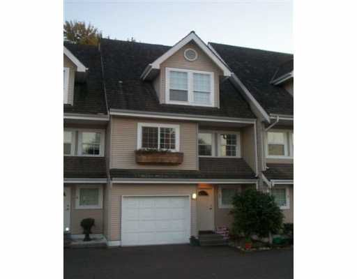 Main Photo: 5 19948 Willoughby Way in Langley: Willoughby Heights Townhouse for sale : MLS®# F2622738