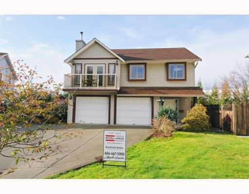 Main Photo: 11379 MELVILLE Street in MAPLE RIDGE: Southwest Maple Ridge House for sale (Maple Ridge)  : MLS®# V796982