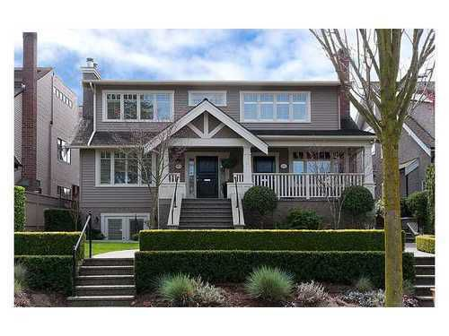 Main Photo: 1878 14TH Ave W in Vancouver West: Kitsilano Home for sale ()  : MLS®# V942627