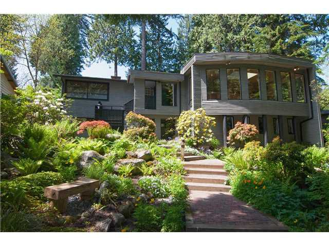 Main Photo: 3625 PRINCESS Avenue in North Vancouver: Princess Park House for sale : MLS®# V1065220