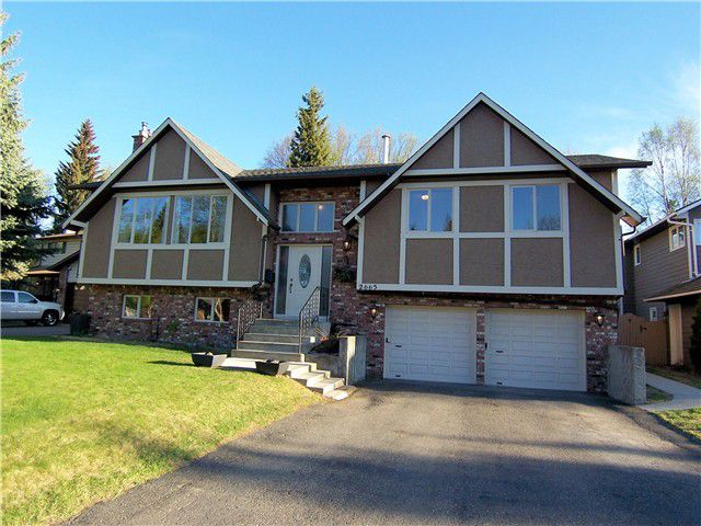 """Main Photo: 2665 LYNDRIDGE Place in Prince George: Upper College House for sale in """"MORIARTY/UPPER COLLEGE HEIGHTS"""" (PG City South (Zone 74))  : MLS®# N236140"""