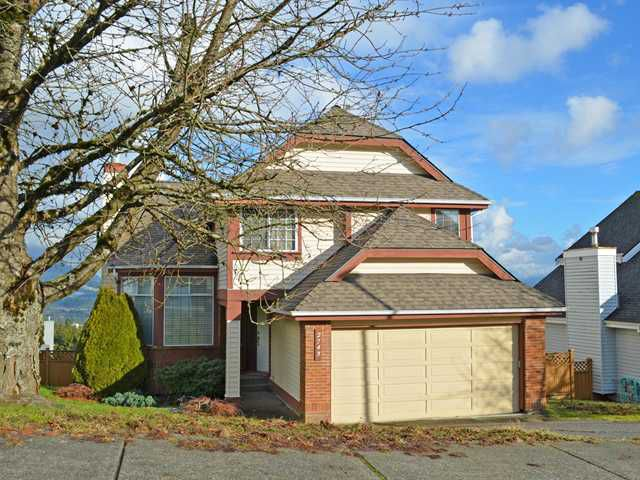 """Main Photo: 2743 MARA Drive in Coquitlam: Coquitlam East House for sale in """"RIVER HEIGHTS"""" : MLS®# V1100428"""