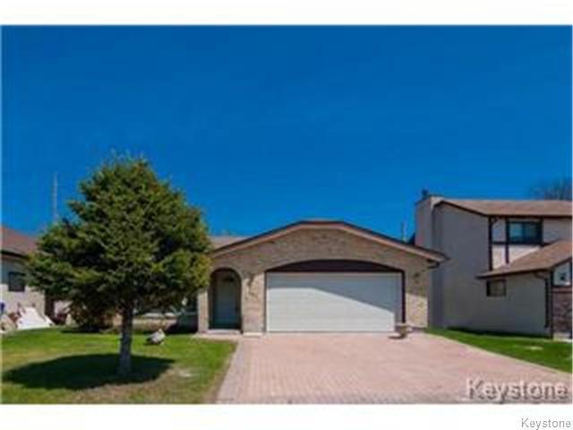 Main Photo: 483 GLENWAY Avenue in WINNIPEG: Birdshill Area Residential for sale (North East Winnipeg)  : MLS®# 1506444