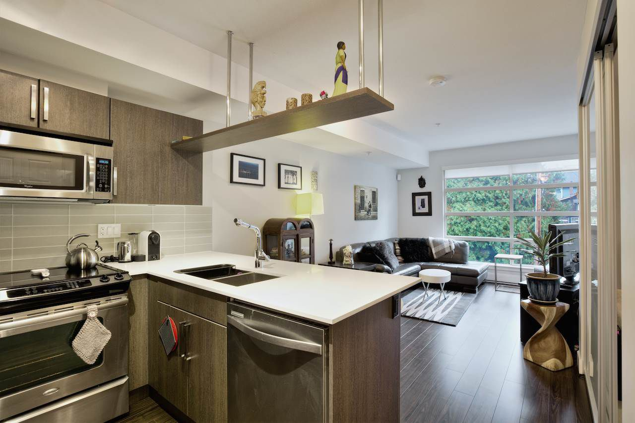 """Main Photo: 303 885 SALSBURY Drive in Vancouver: Hastings Condo for sale in """"885 OFF THE DRIVE"""" (Vancouver East)  : MLS®# R2007634"""