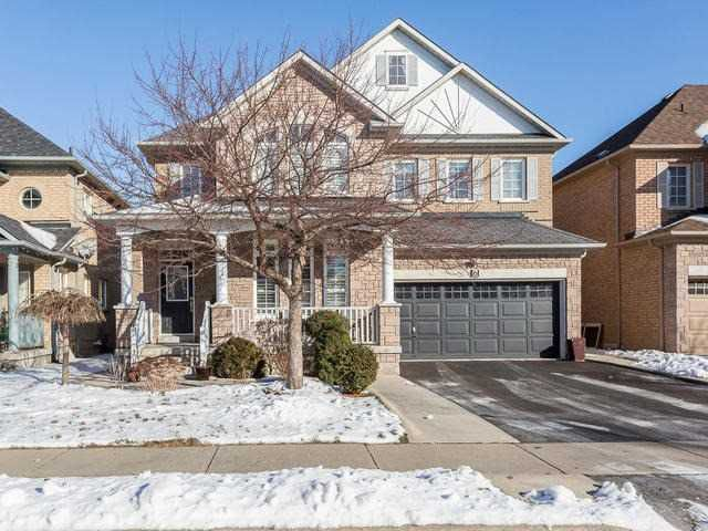 Main Photo: 6 Marbleseed Crest in Brampton: Sandringham-Wellington House (2-Storey) for sale : MLS®# W3387470