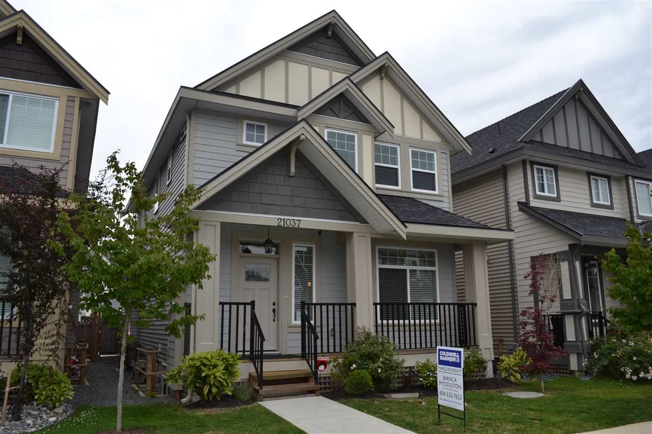 """Main Photo: 21037 77 Avenue in Langley: Willoughby Heights House for sale in """"YORKSON"""" : MLS®# R2078118"""