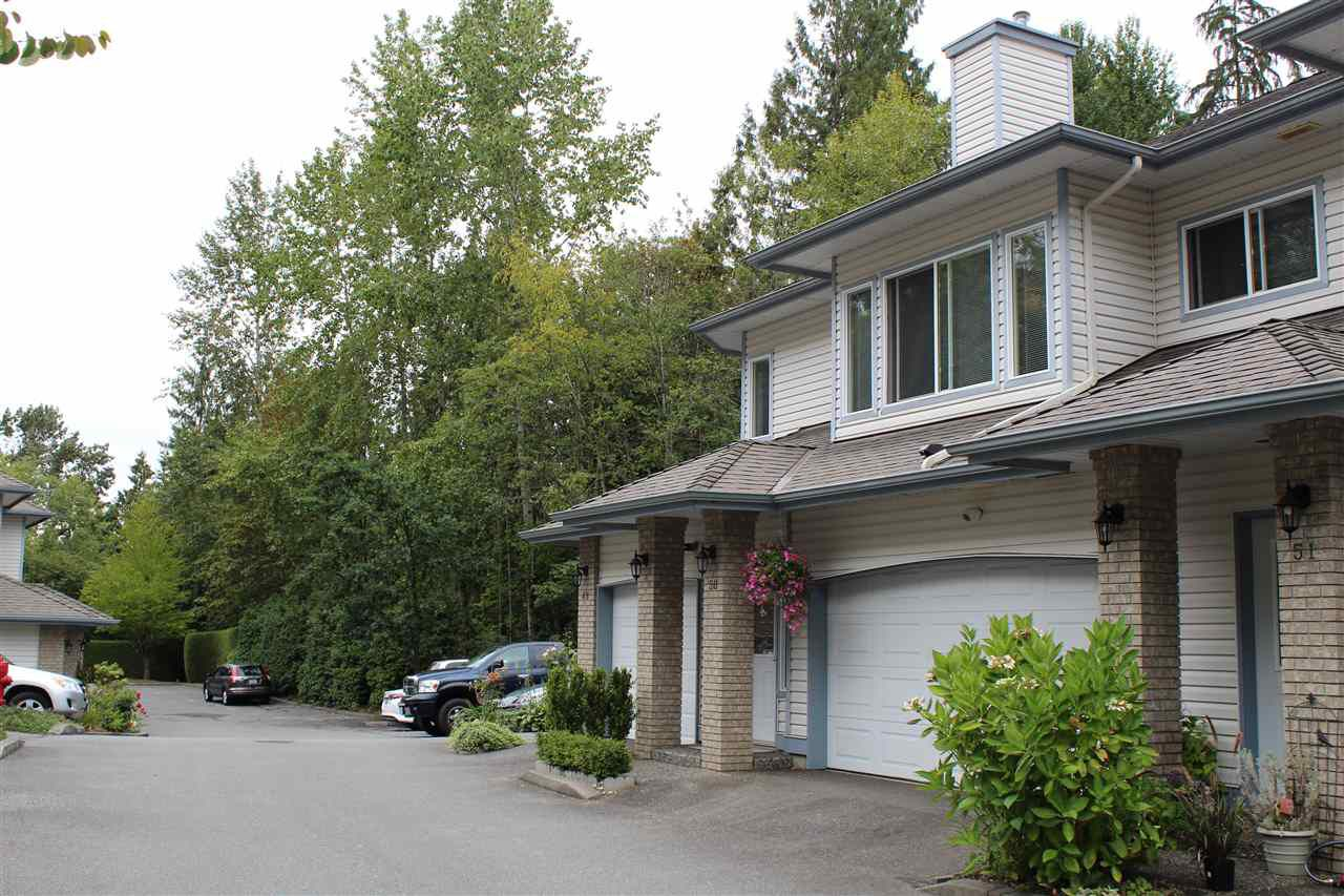 """Main Photo: 50 21579 88B Avenue in Langley: Walnut Grove Townhouse for sale in """"Carriage Park"""" : MLS®# R2096457"""