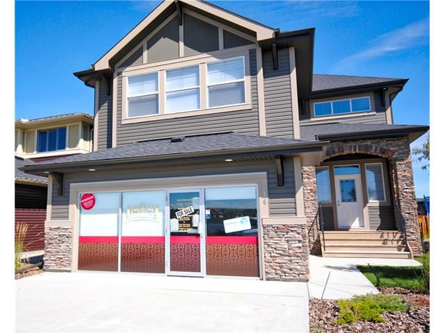 Main Photo: 14 CANALS Close SW: Airdrie House for sale : MLS®# C4098438