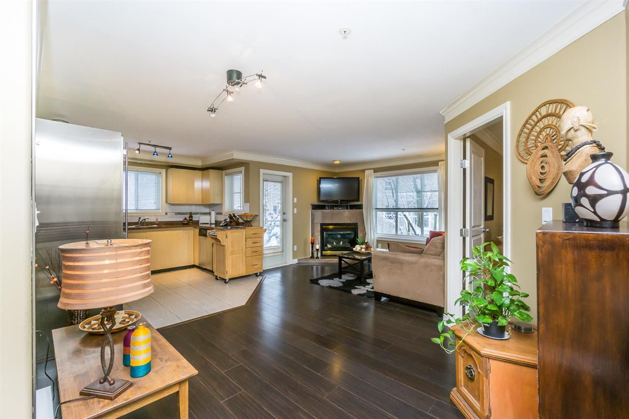 """Main Photo: 303 8115 121A Street in Surrey: Queen Mary Park Surrey Condo for sale in """"THE CROSSING"""" : MLS®# R2137886"""