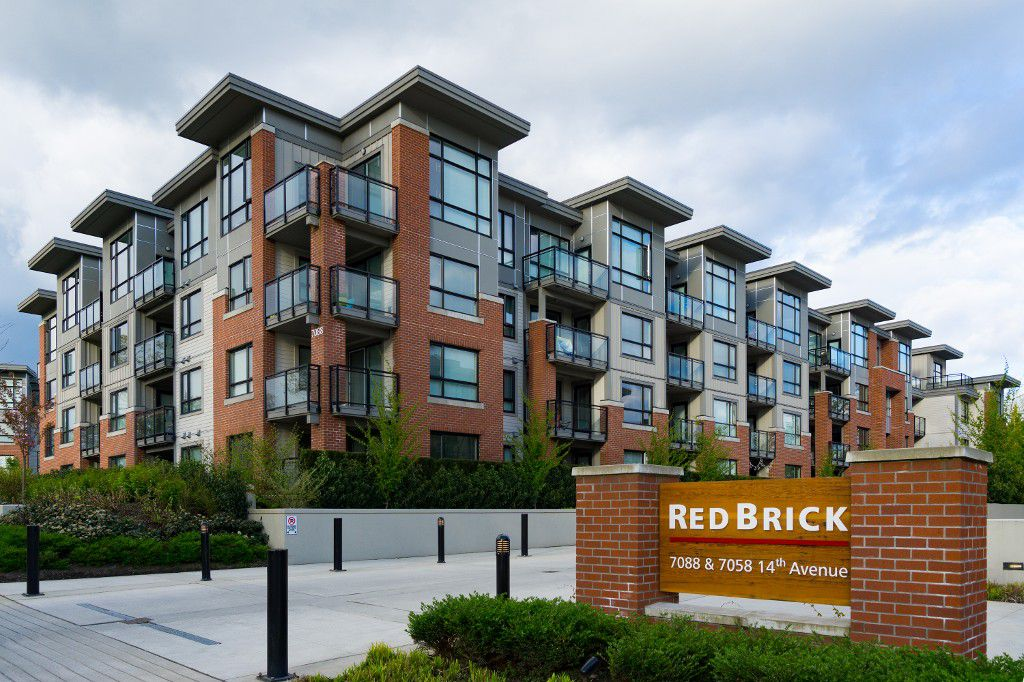 """Main Photo: 131 7088 14TH Avenue in Burnaby: Edmonds BE Condo for sale in """"RED BRICK"""" (Burnaby East)  : MLS®# R2161573"""