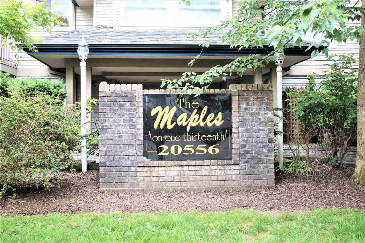 Main Photo: 401 20556 113 Avenue in Maple Ridge: Southwest Maple Ridge Condo for sale : MLS®# R2177056