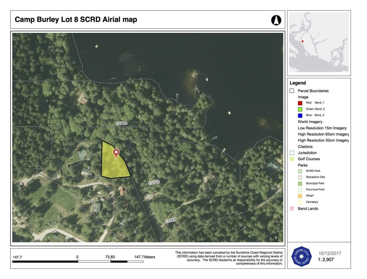 Main Photo: Pender Harbor Property and Land  For Sale