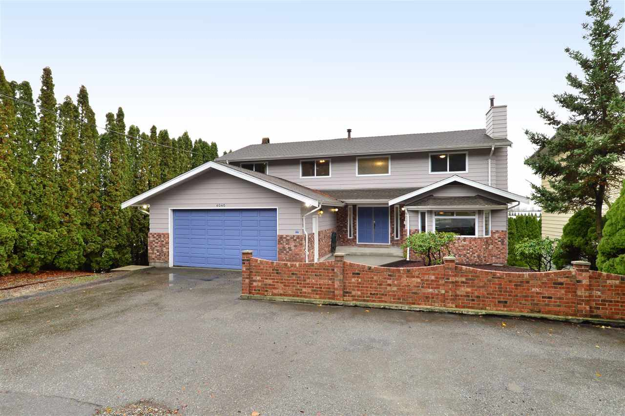 Main Photo: 6060 MARINE Drive in Burnaby: Big Bend House for sale (Burnaby South)  : MLS®# R2225486