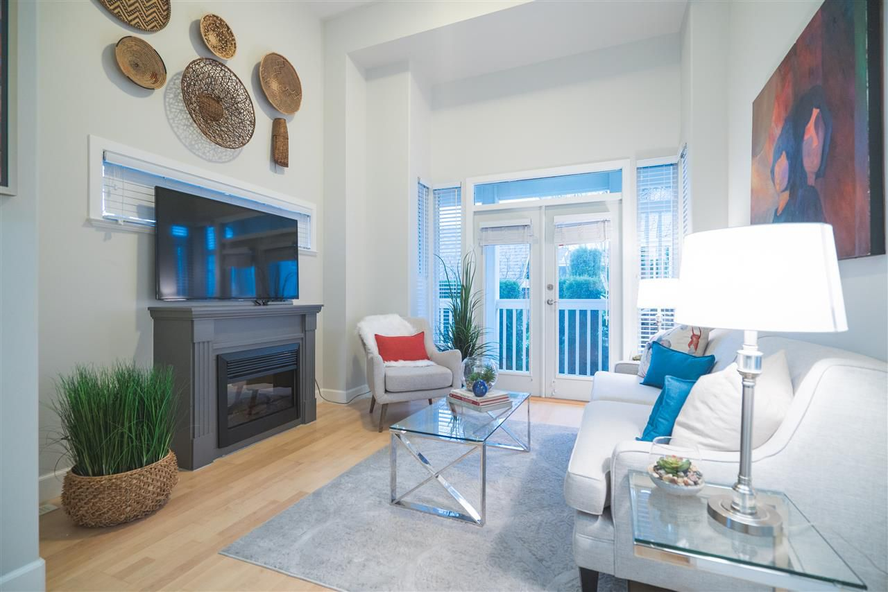 """Main Photo: 8 4388 BAYVIEW Street in Richmond: Steveston South Townhouse for sale in """"PHOENIX POND"""" : MLS®# R2236304"""