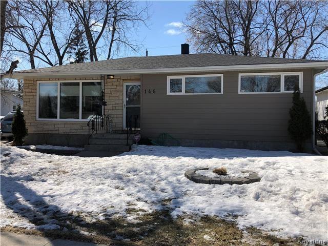 Main Photo: 148 Vryenhoek Crescent in Winnipeg: North Kildonan Residential for sale (3F)  : MLS®# 1807282