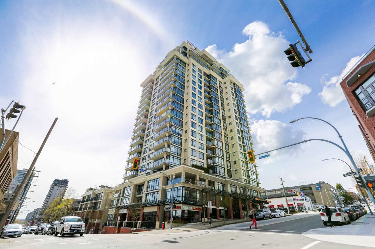 """Main Photo: 1903 610 VICTORIA Street in New Westminster: Downtown NW Condo for sale in """"THE POINT"""" : MLS®# R2259340"""
