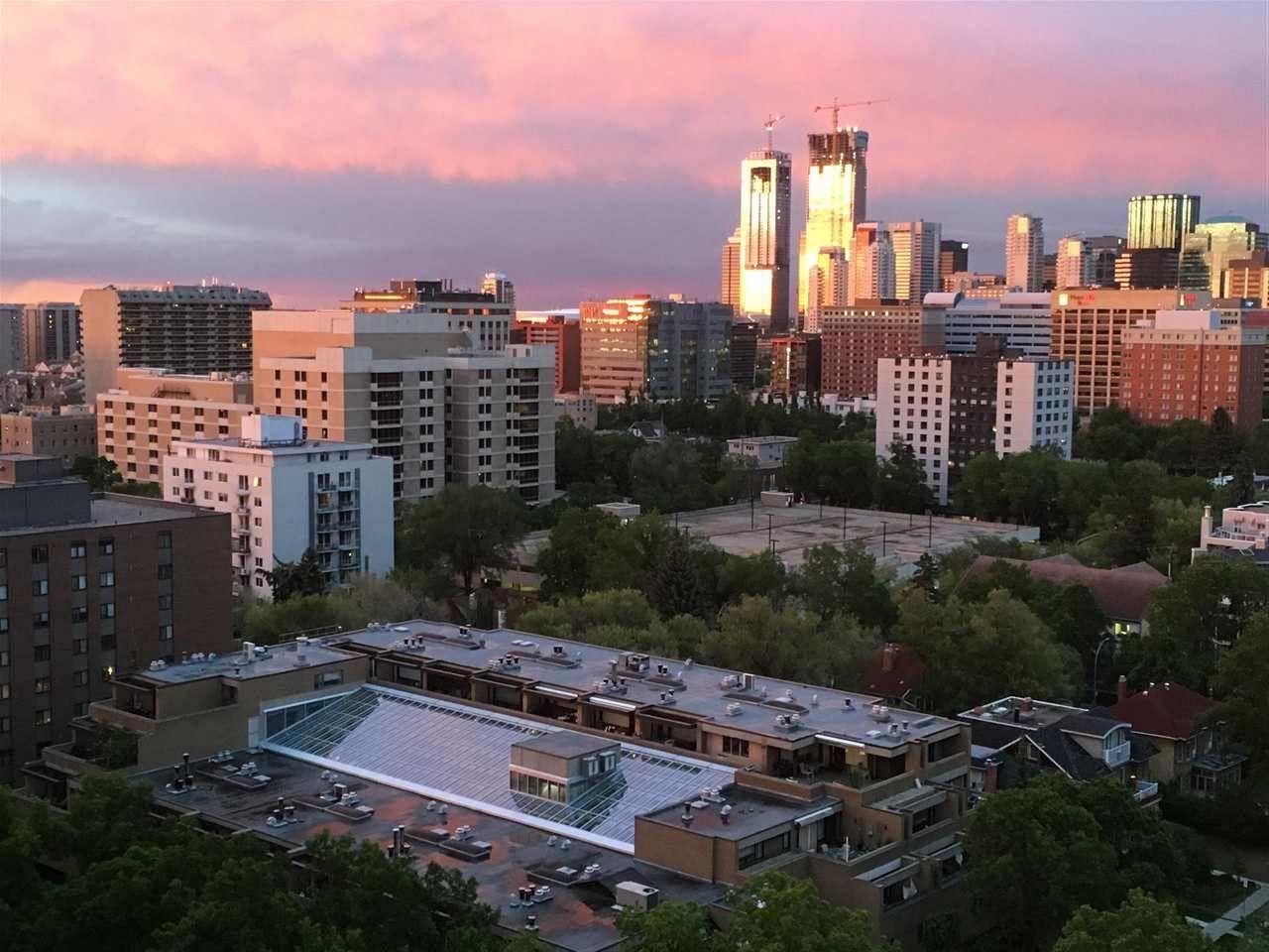 Main Photo: 1604 11307 99 Avenue in Edmonton: Zone 12 Condo for sale : MLS®# E4115328