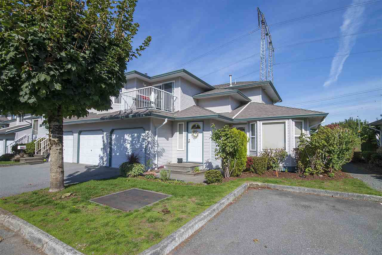 """Main Photo: 44 34332 MACLURE Road in Abbotsford: Central Abbotsford Townhouse for sale in """"IMMEL RIDGE"""" : MLS®# R2311462"""