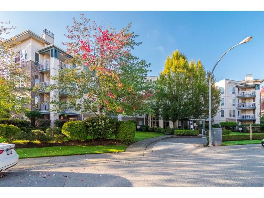 Welcome to #406 - 20200 54A Avenue, Langley at Sought-After Monterey Grande!