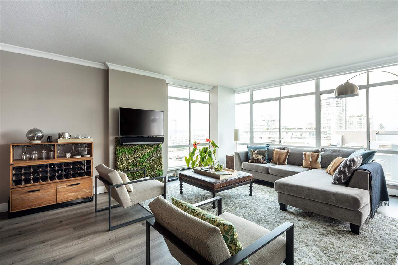 """Main Photo: 704 130 E 2ND Street in North Vancouver: Lower Lonsdale Condo for sale in """"The Olympic"""" : MLS®# R2314787"""