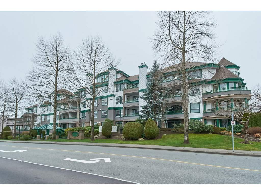 "Main Photo: 211 1575 BEST Street: White Rock Condo for sale in ""The Embassy"" (South Surrey White Rock)  : MLS®# R2330245"