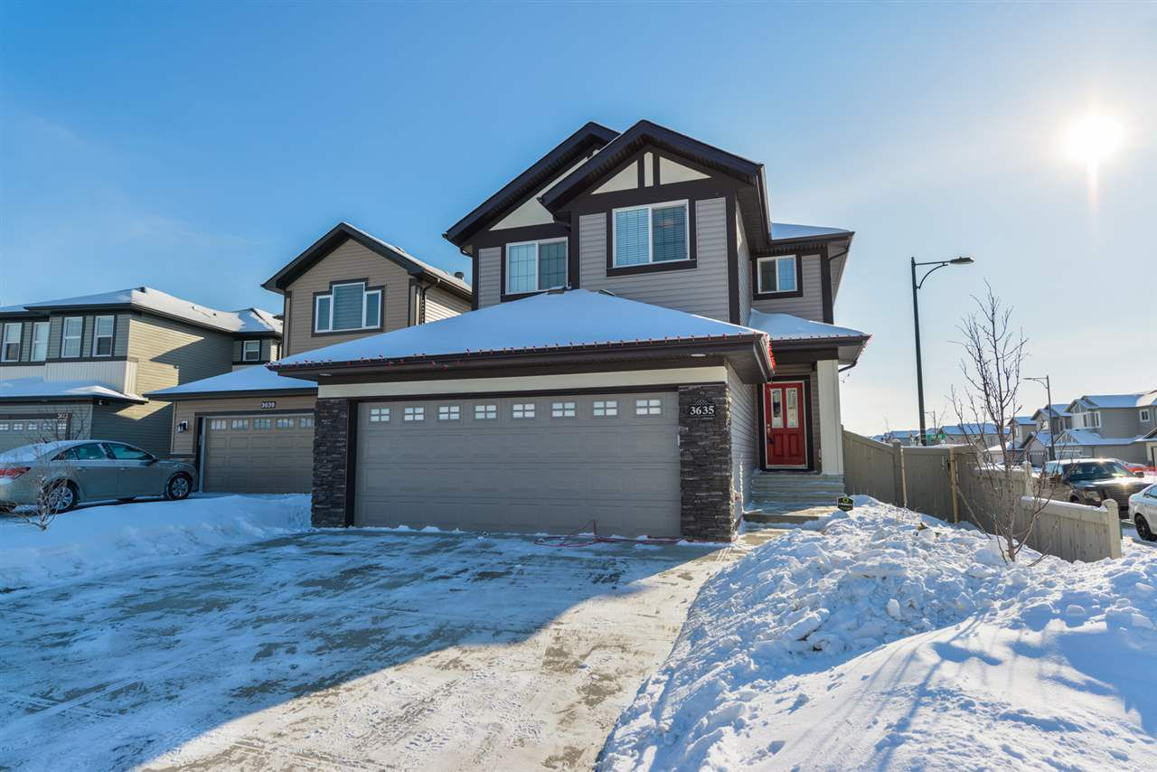 Main Photo: 3635 8 Street NW in Edmonton: Zone 30 House for sale : MLS®# E4143326