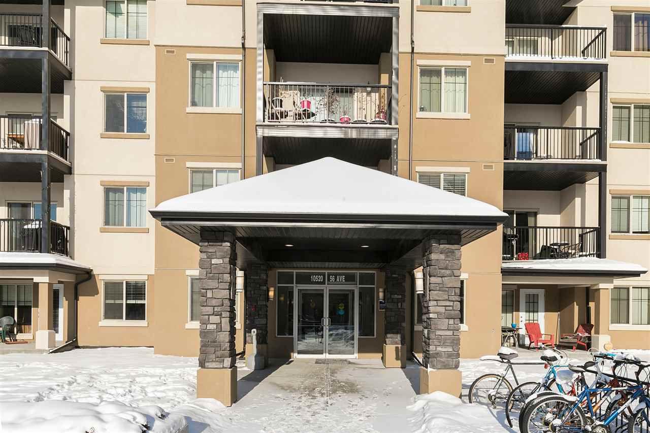 Main Photo: 212 10520 56 Avenue in Edmonton: Zone 15 Condo for sale : MLS®# E4143771