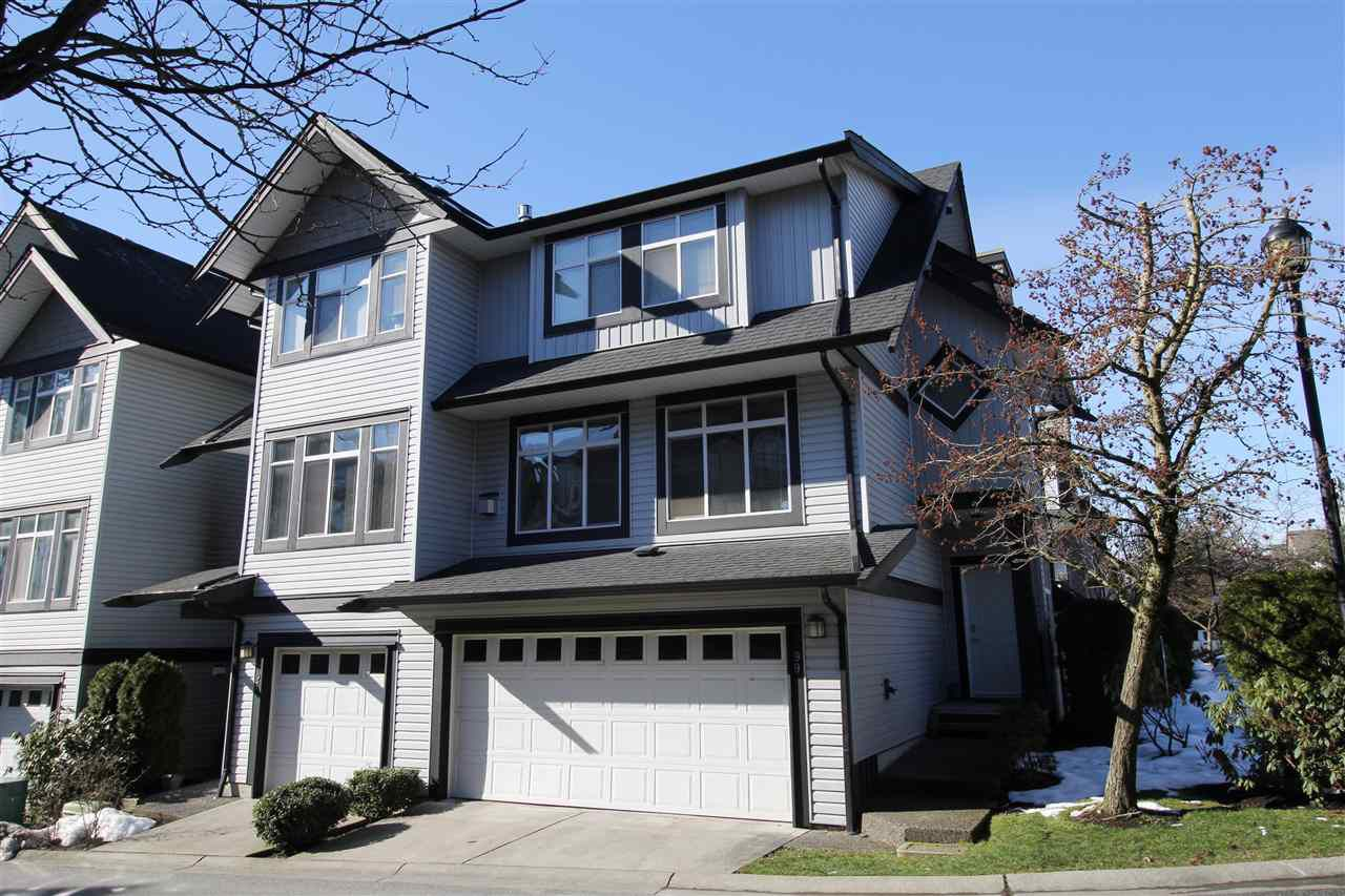 "Main Photo: 99 19932 70 Avenue in Langley: Willoughby Heights Townhouse for sale in ""Summerwood"" : MLS®# R2342649"