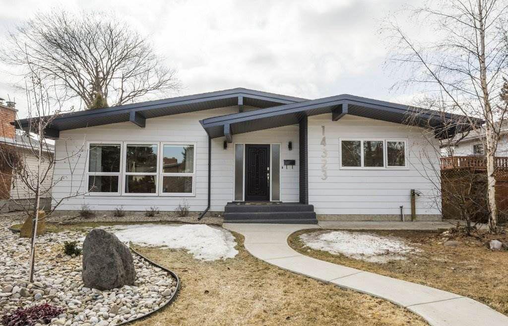 Main Photo: 14323 50 Avenue in Edmonton: Zone 14 House for sale : MLS®# E4148007