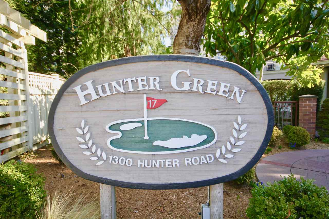 "Main Photo: 108 1300 HUNTER Road in Delta: Beach Grove Condo for sale in ""HUNTER GREEN"" (Tsawwassen)  : MLS®# R2350950"