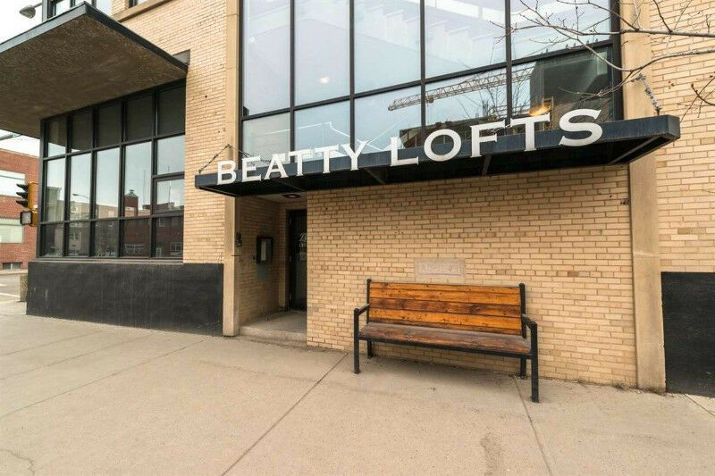Main Photo: 103 10265 107 Street in Edmonton: Zone 12 Condo for sale : MLS®# E4149312