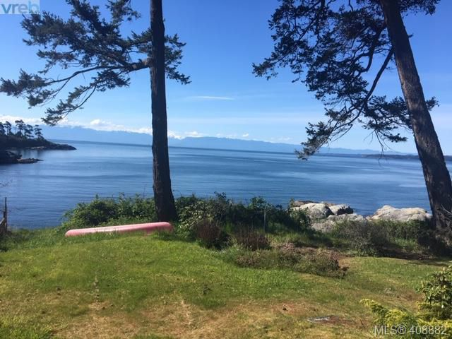 Main Photo: (Lot B) 455 Sturdee Street in VICTORIA: Es Saxe Point Land for sale (Esquimalt)  : MLS®# 408882