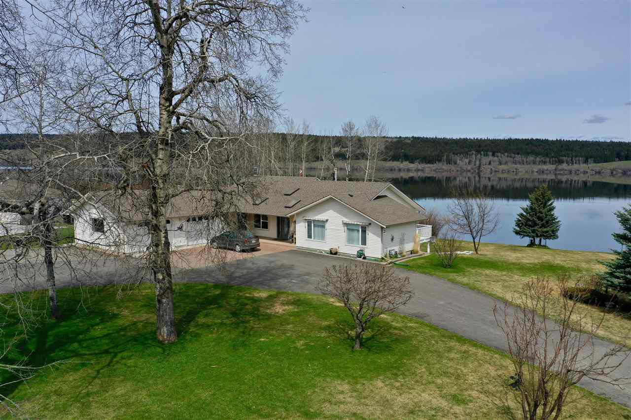 Main Photo: 6443 ERICKSON Road in 100 Mile House: Horse Lake House for sale (100 Mile House (Zone 10))  : MLS®# R2367234