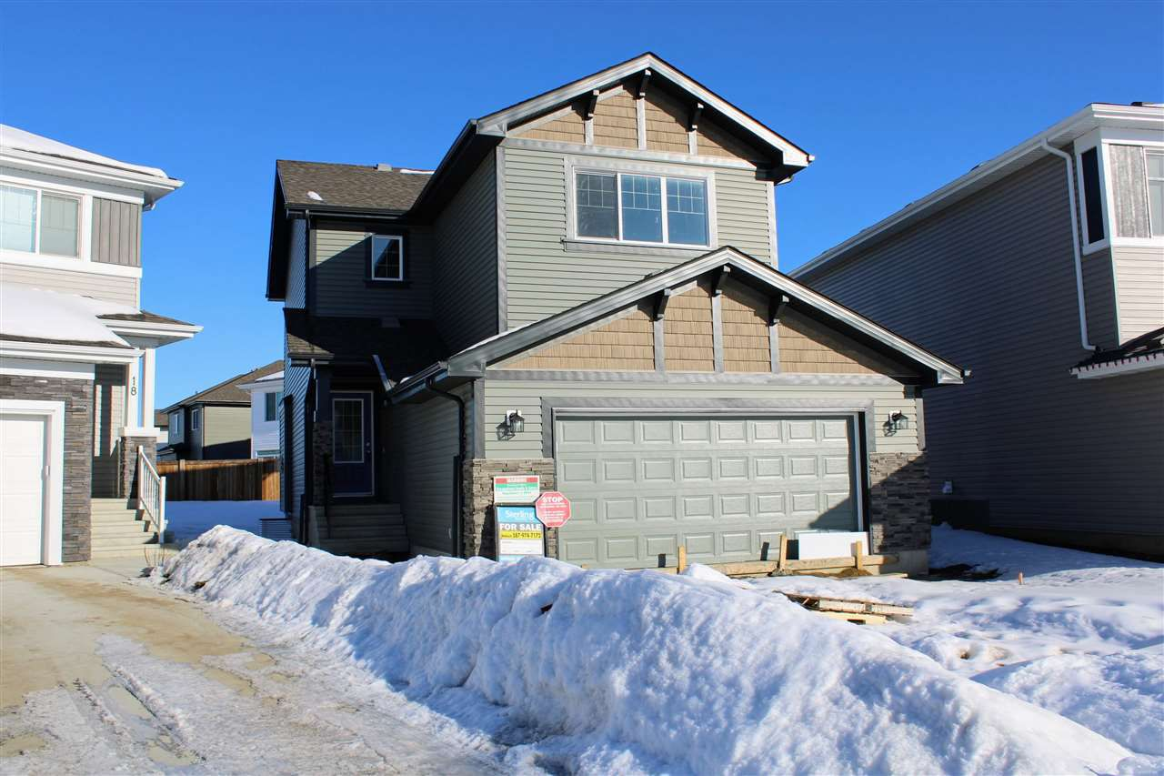Main Photo: 16 SPRINGHAVEN Close: Spruce Grove House for sale : MLS®# E4156938