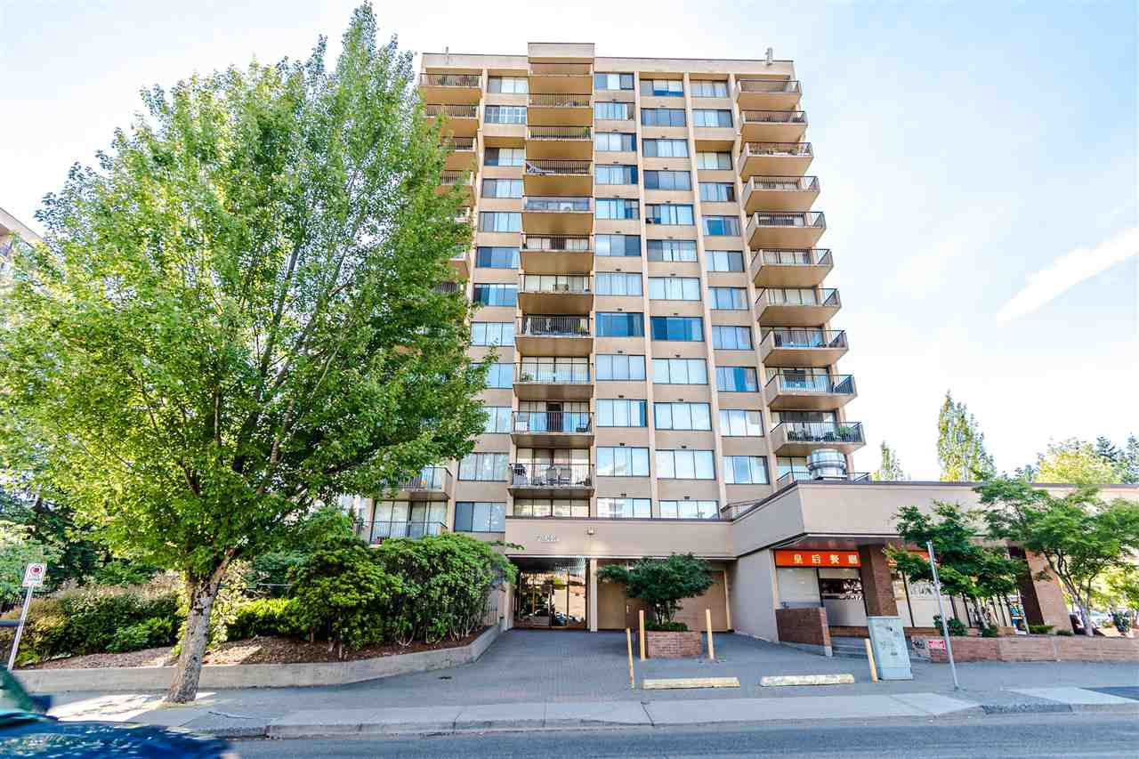 "Main Photo: 803 7235 SALISBURY Avenue in Burnaby: Highgate Condo for sale in ""SALISBURY SQUARE"" (Burnaby South)  : MLS®# R2379733"