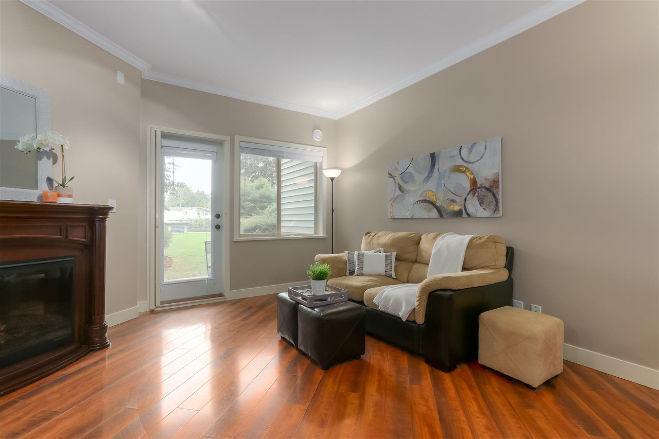 "Main Photo: 116 11935 BURNETT Street in Maple Ridge: East Central Condo for sale in ""KENSINGTON PARK"" : MLS®# R2386385"