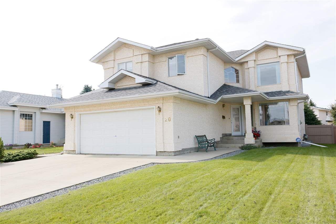 Main Photo: 20 Guenette Crescent: Spruce Grove House for sale : MLS®# E4164830