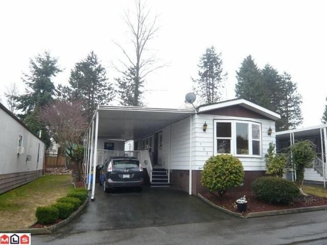 """Main Photo: 105 8224 134TH Street in Surrey: Queen Mary Park Surrey Manufactured Home for sale in """"WESTWOOD GATE"""" : MLS®# F1105111"""