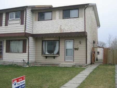 Main Photo: 58 Girdwood Cr.: Condominium for sale (East Kildonan)  : MLS®# 2805874