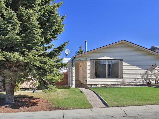Main Photo: 344 ACACIA Drive SE: Airdrie Residential Detached Single Family for sale : MLS®# C3614535