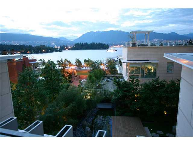 Main Photo: 1157 W CORDOVA ST in Vancouver: Coal Harbour Townhouse for sale ()  : MLS®# V896116