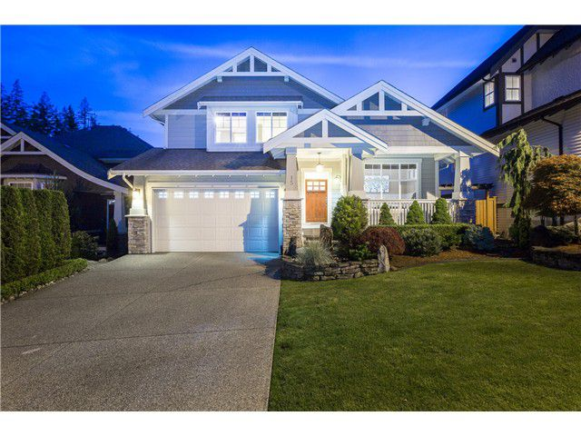 """Main Photo: 15 MAPLE Drive in Port Moody: Heritage Woods PM House for sale in """"AUGUST VIEWS"""" : MLS®# V1072130"""