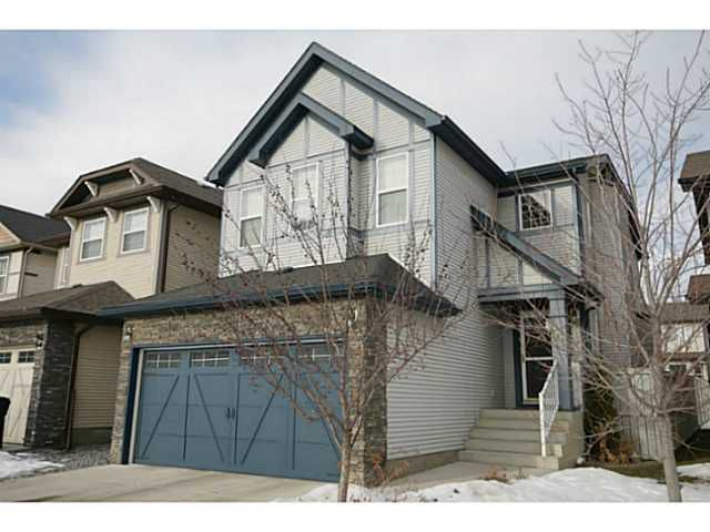 Main Photo: 165 SILVERADO RANGE View SW in Calgary: Silverado Residential Detached Single Family for sale : MLS®# C3649697