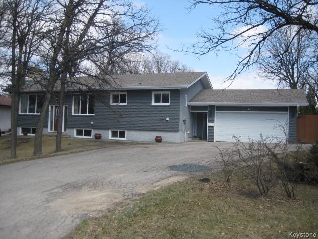 Main Photo: 305 Bonner Avenue in WINNIPEG: North Kildonan Residential for sale (North East Winnipeg)  : MLS®# 1510269